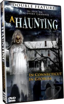 haunting in georgiaa haunting in connecticut dvd movie