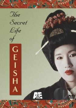 Secret Life Of Geisha DVD Cover Art