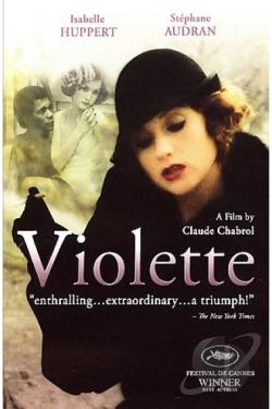 Violette DVD Cover Art