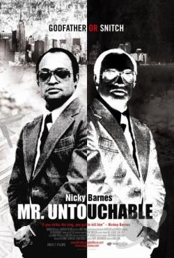 Mr. Untouchable DVD Cover Art