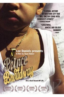 Prince of Broadway DVD Cover Art