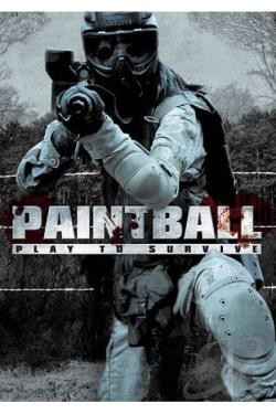 Paintball DVD Cover Art