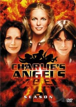 Charlie's Angels - The Complete Second Season DVD Cover Art