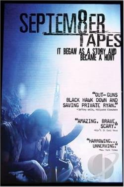 September Tapes DVD Cover Art