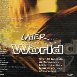 Jools Holland - Later...World DVD Cover Art