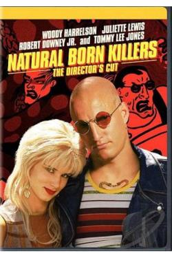 Natural Born Killers DVD Cover Art
