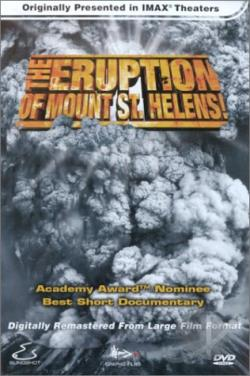 IMAX - The Eruption of Mount St. Helens DVD Cover Art