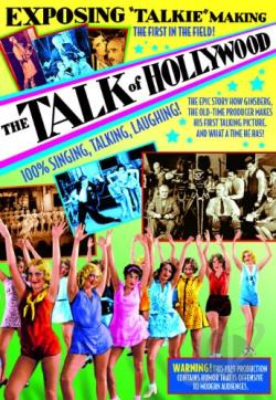 Talk of Hollywood DVD Cover Art