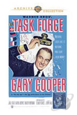 Task Force DVD Cover Art