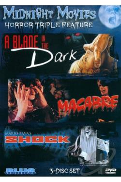 Midnight Movies: Horror Triple Feature DVD Cover Art