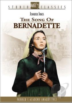 Song of Bernadette DVD Cover Art