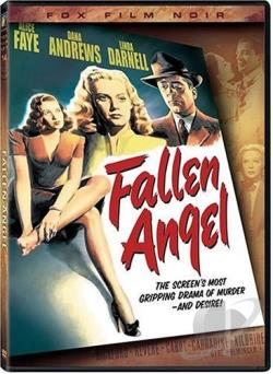 Fallen Angel DVD Cover Art