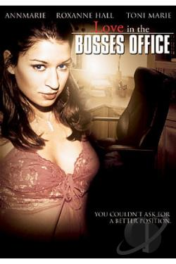 Love in the Bosses Office DVD Cover Art