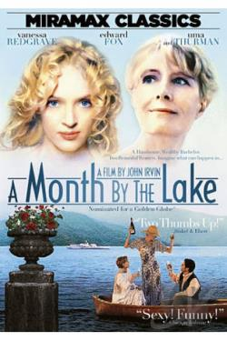 Month by the Lake DVD Cover Art