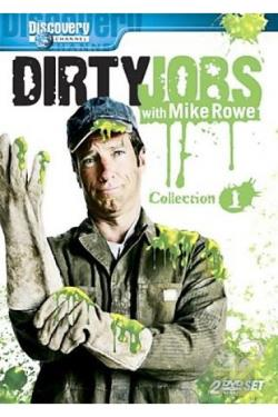 Discovery Channel - Dirty Jobs: Collection 1 DVD Cover Art