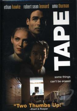 Tape DVD Cover Art