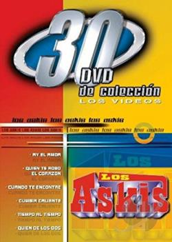 30 DVD Colleccion - Los Askis DVD Cover Art