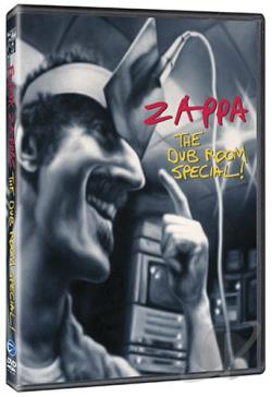 Frank Zappa - The Dub Room Special DVD Cover Art