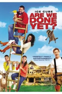 Are We Done Yet? DVD Cover Art