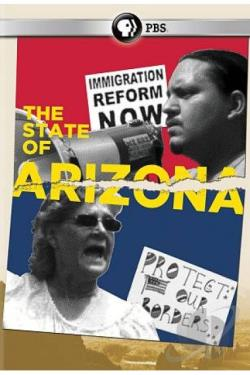 State of Arizona DVD Cover Art