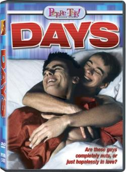 Giorni: Days DVD Cover Art