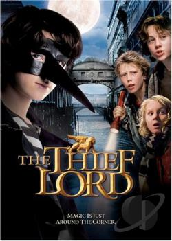 Thief Lord DVD Cover Art