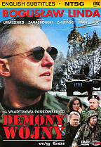 Demons Of War DVD Cover Art