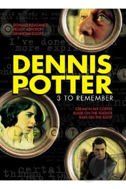 Dennis Potter - 3 to Remember DVD Cover Art