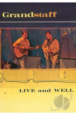 Grandstaff: Live and Well DVD Cover Art