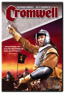 Cromwell DVD Cover Art