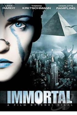 Immortal DVD Cover Art
