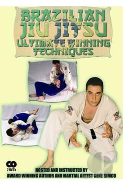 Brazilian Jiu Jitsu DVD Cover Art