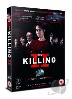 Killing: Season 2 (Pal/Region 2) DVD Cover Art
