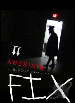 Fix: The Ministry Movie DVD Cover Art