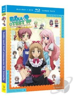Baka & Test: OVA Collection BRAY Cover Art