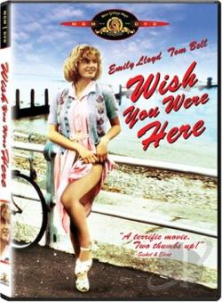 Wish You Were Here DVD Cover Art