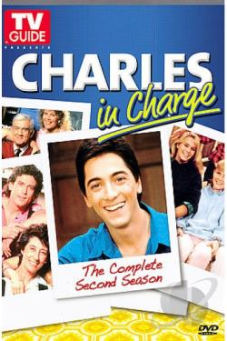 Charles in Charge - The Complete Second Season DVD Cover Art