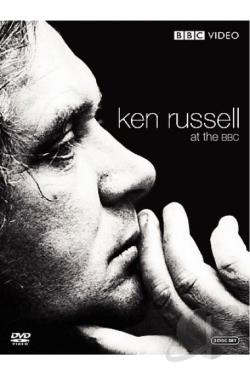 Ken Russell at the BBC DVD Cover Art