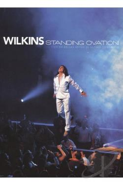 Wilkins: Standing Ovation - En Vivo En Bellas Artes DVD Cover Art