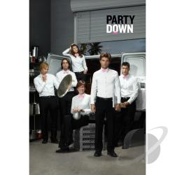 Party Down: Season Two DVD Cover Art