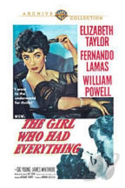 Girl Who Had Everything DVD Cover Art