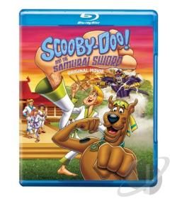 Scooby-Doo and the Samurai Sword BRAY Cover Art