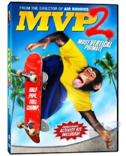 MVP 2 - Most Vertical Primate DVD Cover Art