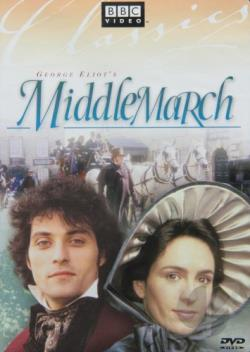 Middlemarch DVD Cover Art