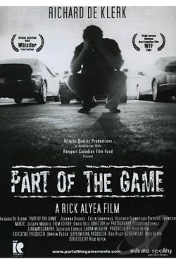 Part Of The Game DVD Cover Art