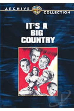 It's a Big Country DVD Cover Art