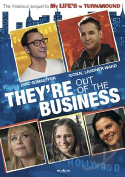 They're Out of the Business DVD Cover Art