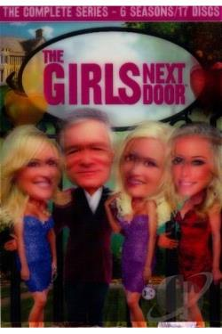 Girls Next Door - The Complete Series DVD Cover Art