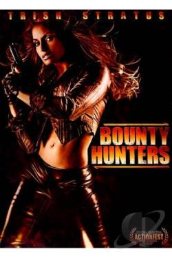Bounty Hunters DVD Cover Art
