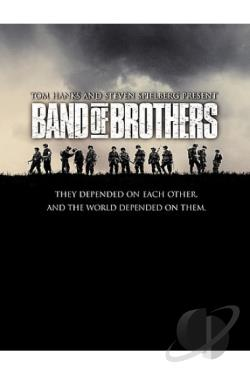 Band of Brothers DVD Cover Art